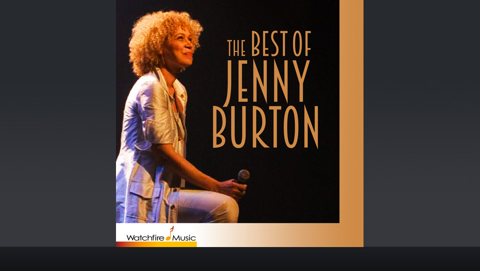 The Best of Jenny Burton CD