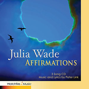Julia Wade: Affirmations CD